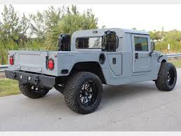 100 Hummer H1 Truck RM Sothebys 1995 TwoDoor Pickup Fort Lauderdale 2018