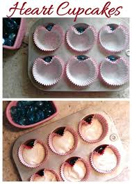 Make Heart Cupcakes Easily With This Marble Trick