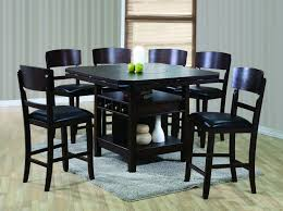 cm conner 5 piece counter height dining set michael s furniture