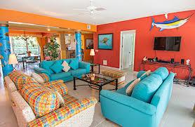 Las Brisas 101 Living Room