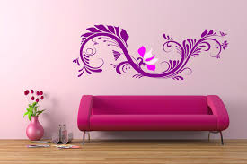 Wall Paint Designs For Living Room Awesome Creative Painting Ideas