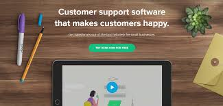 Help Desk Software Features Comparison by Helpdesk Software Reviews For Small Business Smb Guru