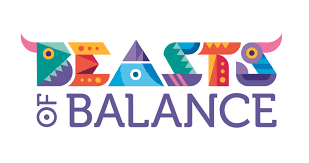 Beasts Of Balance Play A Hybrid Digital Tabletop Stacking Game That Comes To Life