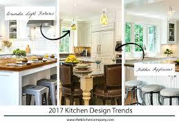 2017 Kitchen Design Trends