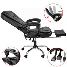 Details About Executive Reclining Office Chair High Back Recliner Swivel W/  Footrest Armchair Office Chairs A Great Selection Of Custom Import And Sleek Chair With Chrome Base By Coaster At Dunk Bright Fniture Amazoncom Sdywsllye Teacher Chaise Gamers Swivel Great Budget Office Chairs Best Computer For We Sell In Cdition 100 Junk Mail Task Race Car Seat Design Prime Brothers Chair Herman Miller Mirra Colour Blue Fog Blue Hydraulic Wheeled Aveya Black Racing Study The Aeron Faces A New Challenger Steelcases