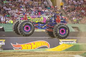 Monster Jam Caps 25-year Georgia Dome History | Northside / Sandy ...