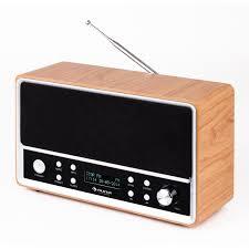 auna charleston retro radiowecker dab radio im de