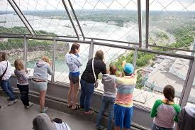 Skylon Tower Revolving Dining Room by Rah Tours