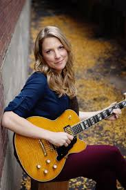Susan Tedeschi, Great Guitarist, Singer, Wife Of Derek Trucks ...