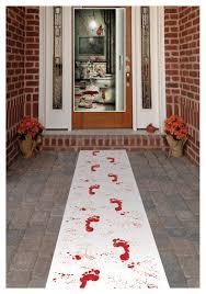 Halloween Door Decorations Pinterest by Bloody Footprints Runner Halloween Pinterest Footprints