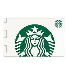 15 Starbucks Gift Card