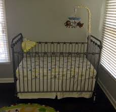 Bratt Decor Crib Used by Iron Cribs Home U003e Baby U0026 Children U003e Furniture U003e