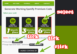 Get Free Spotify Premium Codes – No Download Required