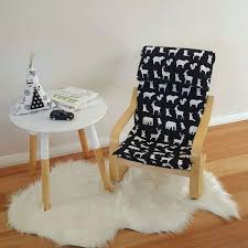 Ikea Poang Chair Cover Green by Ikea Poang Chair Cover Armchair Gray Covers U2013 Delrosario