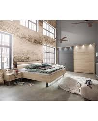 wiemann schlafzimmer brüssel schrank bett nachttisch 140x200