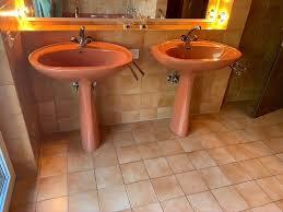 komplett badezimmer braun kaufen auf ricardo