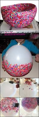 How To Make A Bowl From Confetti Craftideas2live4
