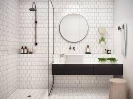 parfait carrelage salle de bain avec petit carrelage salle de bain