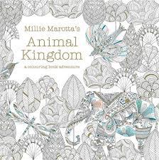 Millie Marottas Animal Kingdom Colour Me Draw