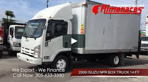 2009 ISUZU NPR BOX TRUCK 14 FT - ST702 On Vimeo Isuzu Box Van Truck For Sale 1483 West Auctions Auction Bankruptcy Of Macgo Cporation 2006 Isuzu Npr Hd 14 Box Truck 1994 Mpr Foot 1998 Gmc C6500 24 Atmatic Pto 23900 2016 Efi Ft Dry Van Bentley Services 2011 Chevrolet Sold Express Cutaway Foot In Summit Preowned Trucks For Sale Seattle Seatac 2012 With Liftgate 002287 Cassone Mitsubishi Used Parts