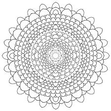 Nos Jeux De Coloriage Mandalas Difficile à Imprimer Gratuit