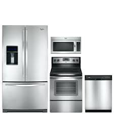 kitchen appliance package deals lowes canada packages sears