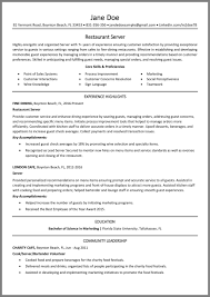 Restaurant Server Resume Tips And Example 85 Hospital Food Service Resume Samples Jribescom And Beverage Cover Letter Best Of Sver Sample Services Examples Professional Manager Client For Resume Samples Hudsonhsme Example Writing Tips Genius How To Write Personal Essay Scholarships And 10 Food Service Mplates Payment Format 910 Director Mysafetglovescom Rumes