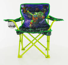 nickelodeon mutant turtles fold n go chair