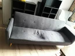 sofa skandinavisch schlafsofa kaputt zu verschenken in