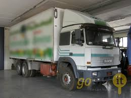 Gobid.it | Lot Truck Fiat Iveco 240-26