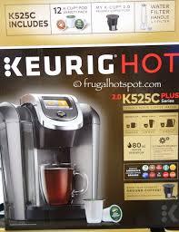 Keurig Hot 20 K525C Coffee Maker Costco