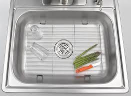 amazon com better houseware 1487 8 large sink protector