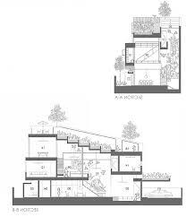 100 Terrace House In Singapore Formwerkz Concrete Plants MKUMODELS
