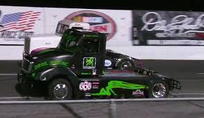 100 Big Truck Racing Hickory Motor Speedway In NC Welcomes Bandit Rig Race