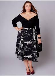 black semi formal dresses plus size naf dresses