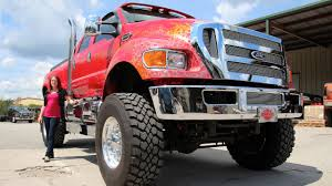 Extreme Super Truck: The Kings Of Customised Pick Ups - YouTube