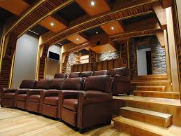 Media Room With Stadium Seating | Home Theater With Stadium ... Livingroom Theater Room Fniture Home Ideas Nj Sound Waves Car Audio Remote What Is And Does It Do For Me Theatre Eeering Design Install Service Support Cinema System Best Stesyllabus Trends Diy How To Create The Perfect A1 Electrical Wonderful Black Wood Glass Modern Eertainment Plan A Wholehome Av Hgtv