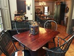 Primitive Kitchen Table Decor Lovely 609 Best Dining Room Colonial Prim Style Images On Pinterest