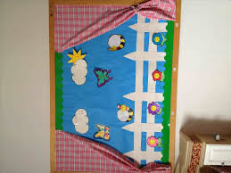 Daycare Classroom Decoration My Diy Preschool U Ideas S And Spring Door Decorations For