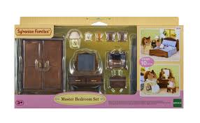 Calico Critters Master Bathroom Set by New Flickering Fireplace Sylvanian Families Calico Critters