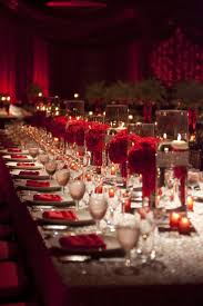 Quinceanera Decorations For Hall by Best 25 Red Wedding Receptions Ideas On Pinterest Red Wedding