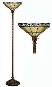 Halogen Floor Lamps Amazon by Tiffany Style Torchiere Floor Lamps Lamp Art Ideas