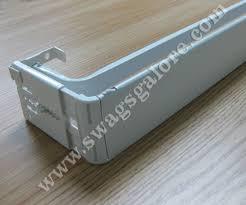 kirsch continental combo curtain rod drapery hardware