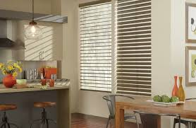 Hunter Douglas Costco Kitchen Contemporary with Metal Blinds