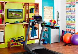 16 Awesome Home Gym Ideas