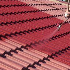 roof tile coat a solution to unsightly roofs at a fraction of