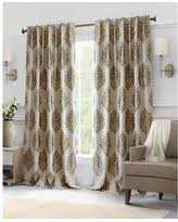 Sheer Curtain Panels 108 Inches by On Sale Now 10 Off Softline Sabrina Medallion Sheer Curtain