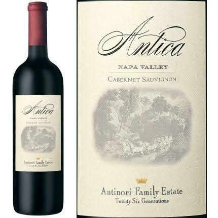 Antica Cabernet Sauvignon, Napa Valley (Vintage Varies) - 750 ml bottle