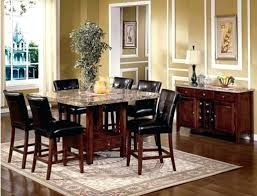 Pub Style Dining Room Set Table Attractive Wonderful With 4