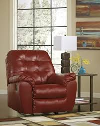 Red Sectional Living Room Ideas by Ashley Furniture Alliston 20100 Salsa Red Sectional Chaise Sofa